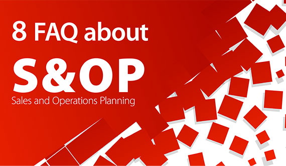 Top 8 FAQ About Sales and Operations Planning