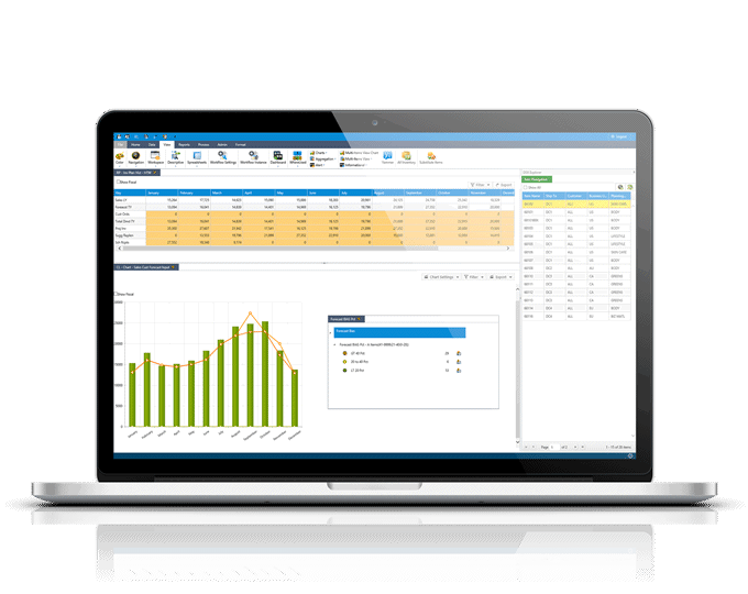 DSX Supply Chain Planning Software