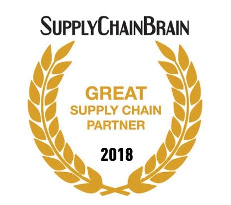 2018 100 Great Supply Chain Partner